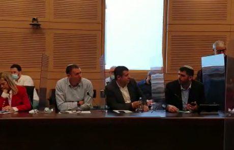 חוץ וביטחון, חוק ומשפט כלכלה וכספים: סיעת ימינה חילקה את תפקידי חברי הכנסת בוועדות