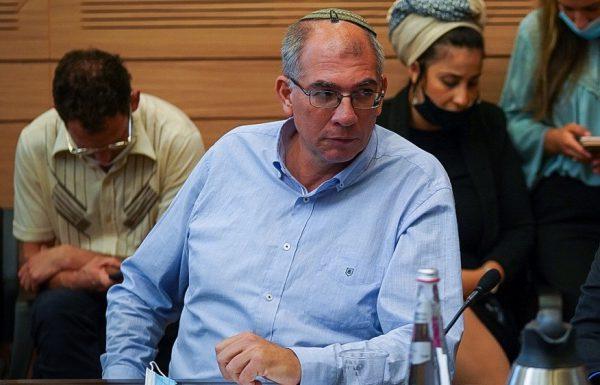 """ניר אורבך: ועדת הכנסת בחרה בו ליו""""ר הוועדה"""