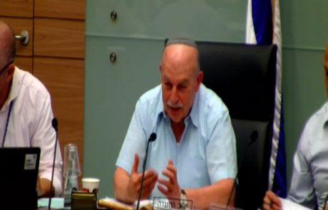 """סלומינסקי: """"יום קשה כשהורסים בתים של יהודים"""""""