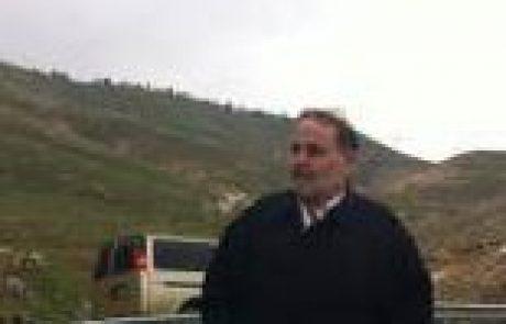 סגן ראש עיריית מעלה אדומים, נוריאל גץ נפטר