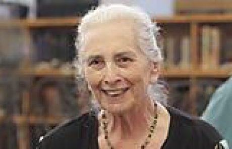 חברת הכנסת לשעבר וממקימי תנועת הקיבוץ הדתי טובה אילן נפטרה הלילה