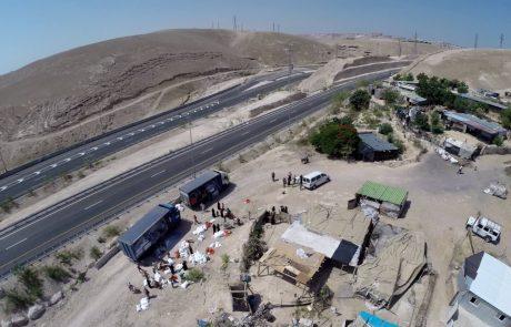 """העתירה נגד המאחז הפלשתיני – בג""""ץ: """"מגיעים לנקודת הכרעה"""""""