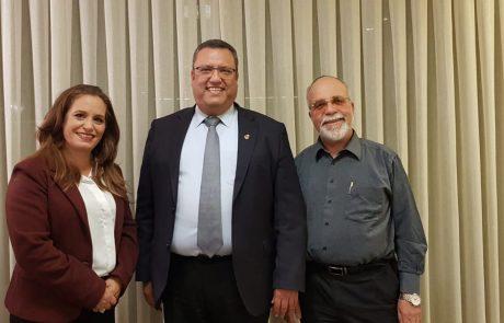 עכשיו זה רשמי: הבית היהודי תומך במשה ליאון לראשות העיר ירושלים