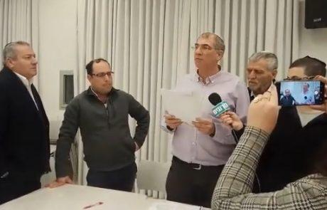 להיות או לחדול: הערב תעלה הצעת חברי המרכז להצבעה