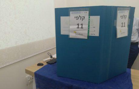 הבחירות לסניפים ולועידת הבית היהודי יצאו לדרך