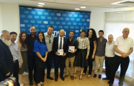 שיתוף פעולה בין הסטודנטים לבית היהודי