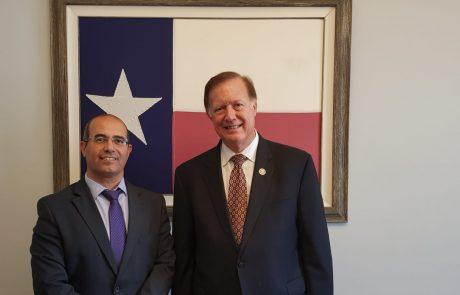 """חברי קונגרס בקריאה למזכיר המדינה האמריקאי: 'על ארה""""ב להגביר את המאמצים לשיחרור השבוים מידי חמאס'"""