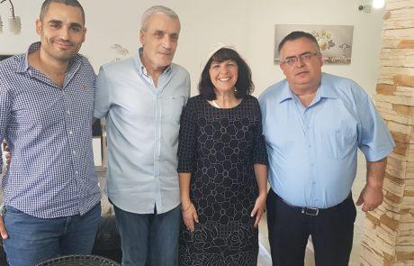 """בית שמש: הבית היהודי והליכוד הכריזו על תמיכה בד""""ר עליזה בלוך בבחירות לראשות העיר"""