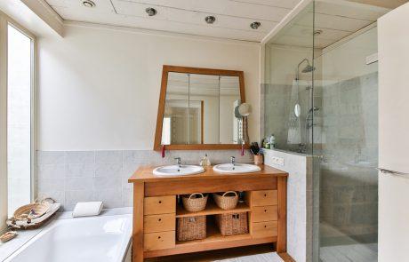 איך מעצבים חדר אמבטיה