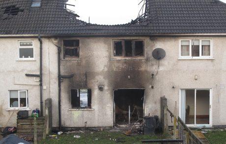 השפעת נזקי אש על ערך הרכוש