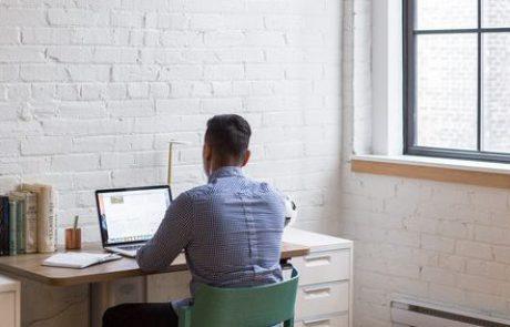 הדרך היעילה ביותר לעצב פינת עבודה בבית