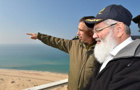"""סגן שר הביטחון: """"חיל הים יגן על מדינת ישראל מאיומים"""""""