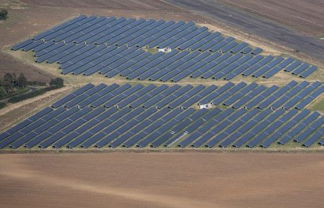 אנרגיה ירוקה ממערכת סולארית