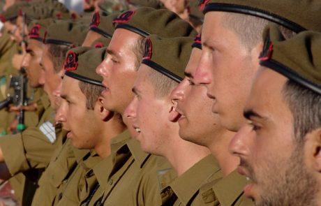 חיילים חיילות ומשרתי השירות הלאומי